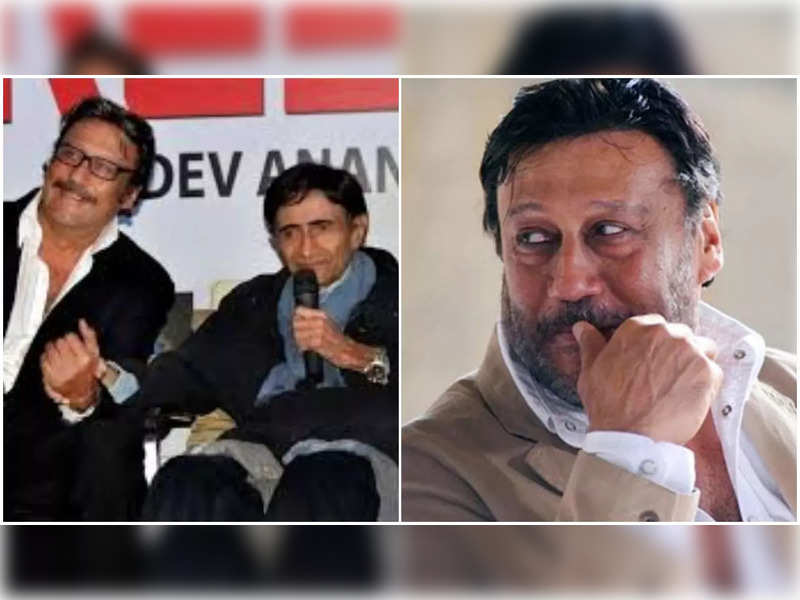 Jackie Shroff: Dev Anand used to say there is a touch of spirituality in our relationship – Exclusive!