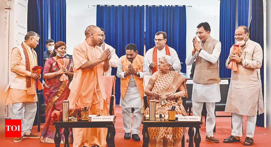 Ahead of polls, Yogi revamps team to give it caste balance