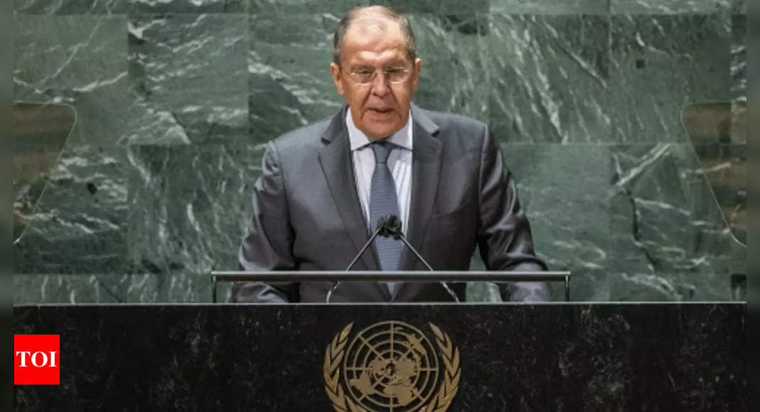 Taliban recognition is 'not on table': Russia foreign minister