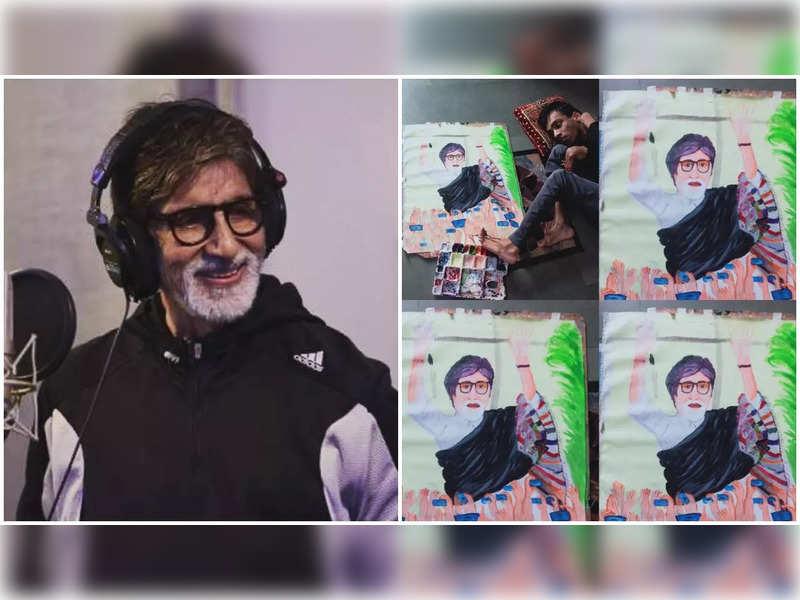 Pic: Amitabh Bachchan Instagram