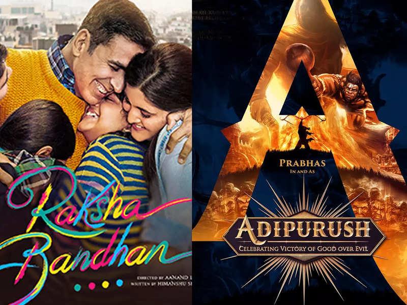 Akshay Kumar's 'Raksha Bandhan' to lock horns with Prabhas, Saif Ali Khan's 'Adipurush' in August 2022