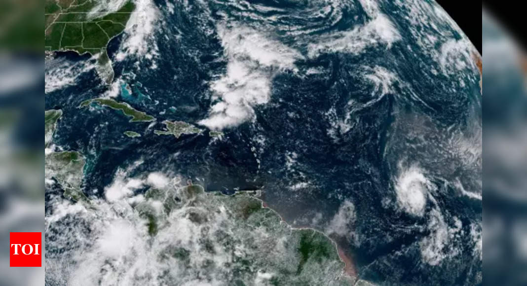 hurricane sam:  Hurricane Sam is small but mighty; still well offshore – Times of India