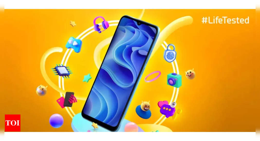 Poco C31 to launch in India on September 30, appears on Flipkart – Times of India