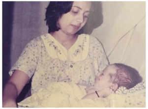 Sai's B'day wish formother Mrunalini Tamhankar