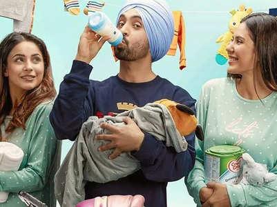 Watch Diljit-Shehnaaz's Honsla Rakh trailer
