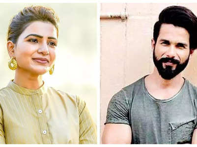 Shahid wishes to work with Samantha