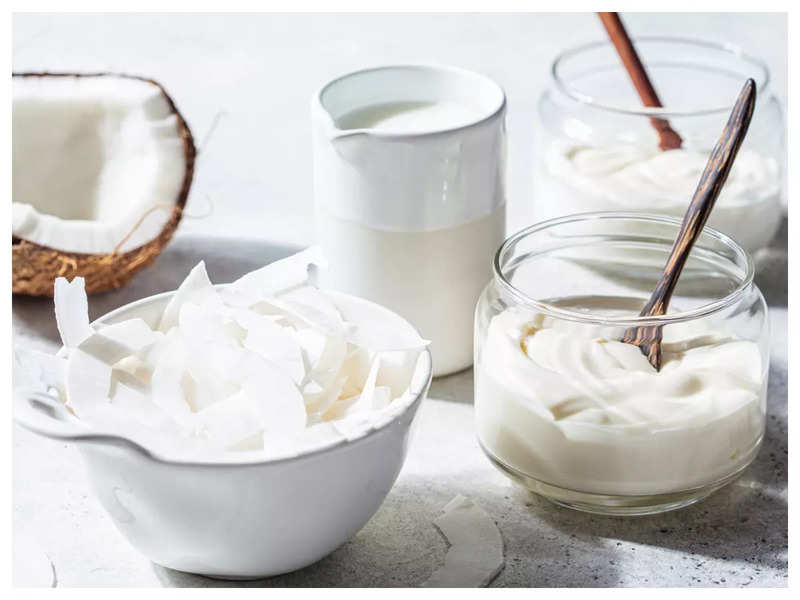 How to make Coconut cream and milk at home