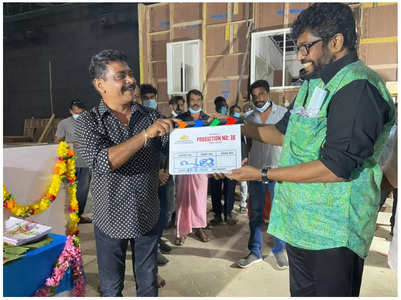 Mohanlal's next project goes on floors