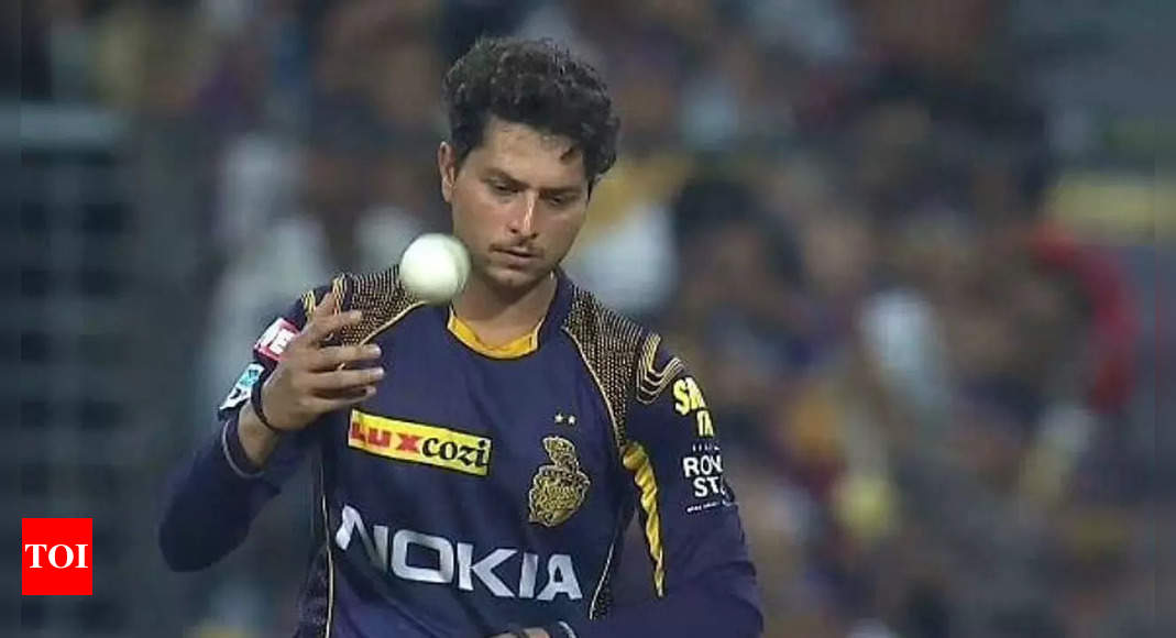 Kuldeep Yadav back from UAE after sustaining knee injury, may miss most of domestic season | Cricket News – Times of India