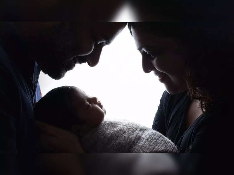 Aswathy Sreekanth shares the first picture of her newborn daughter; names her Kamala