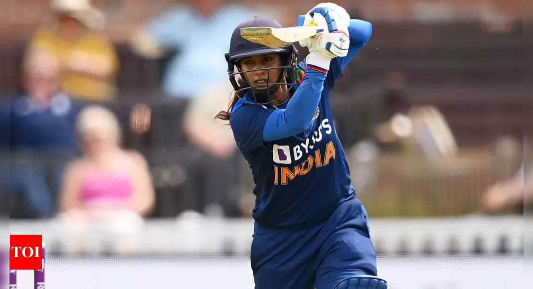 Shantha Rangaswamy: Mithali Raj remains best batter in Indian team, criticism over strike-rate uncalled for | Cricket News – Times of India