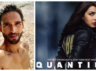 Sidhartha Mallya was rejected from Quantico