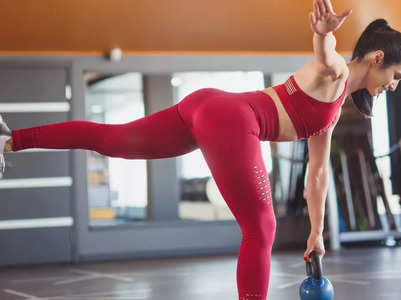 Off-balance exercises to target the core