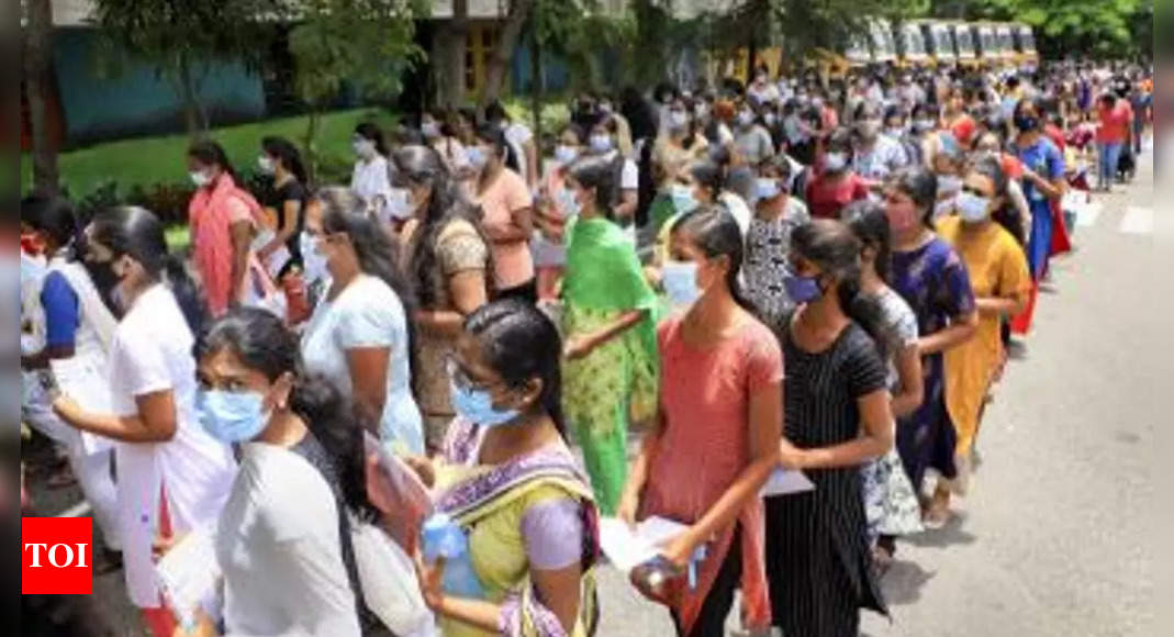 'Young doctors cannot be treated like a football': SC slams Centre for last-minute changes in NEET exam pattern | India News – Times of India