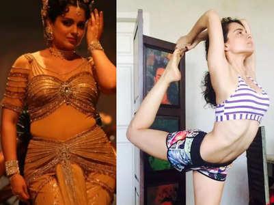 How Kangana Ranaut lost 20+ kilos after Thalaivi