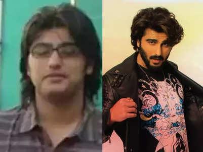 Arjun Kapoor's incredible weight loss journey