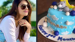 Nusrat Jahan's baby boy turns one month old! This is how the new mommy celebrated the special day