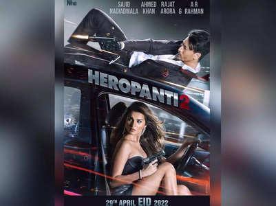 Tiger-Tara's 'Heropanti 2' to release in April '22