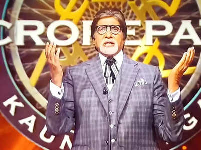 KBC13: Why Big B's pulse rate can't be felt
