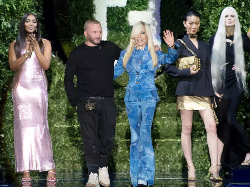 Everything you wanted to know about Fendi X Versace collab