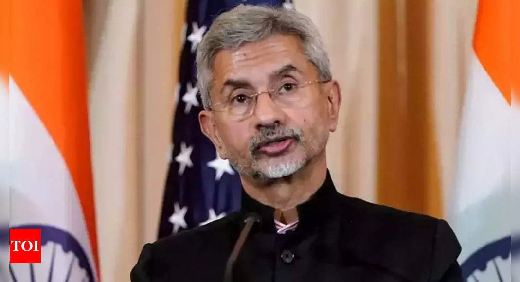 External Affairs Minister S Jaishankar arrives in Mexico to discuss bilateral, trade and investment cooperation