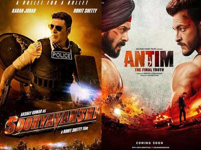 Mahesh on the 'Antim' - 'Sooryavanshi' clash