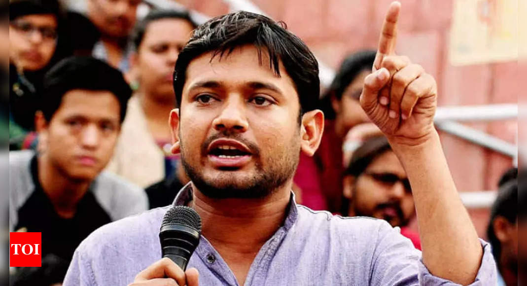 kanhaiya:   Rift in CPI over promotion may have resulted in Kanhaiya Kumar's exit   India News – Times of India