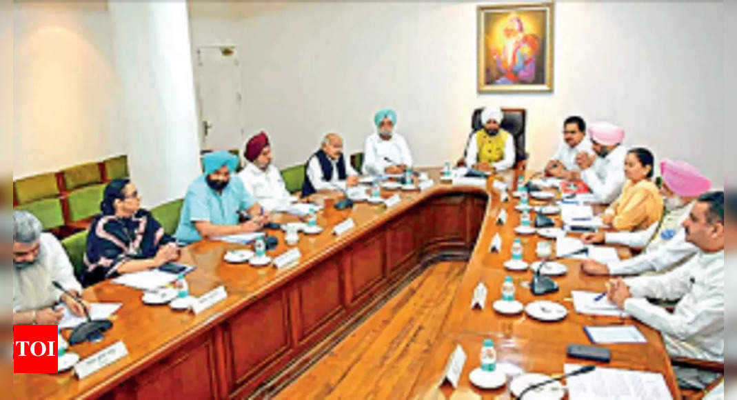congress:   Punjab govt carries Capt's 'baggage' | India News – Times of India