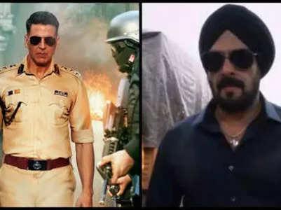 Movies Live Blog: Mahesh Manjrekar on the 'Antim' - 'Sooryavanshi' clash