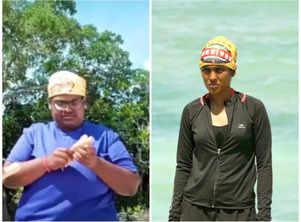 Arjun's goof-up about contestants on Survivor Tamil