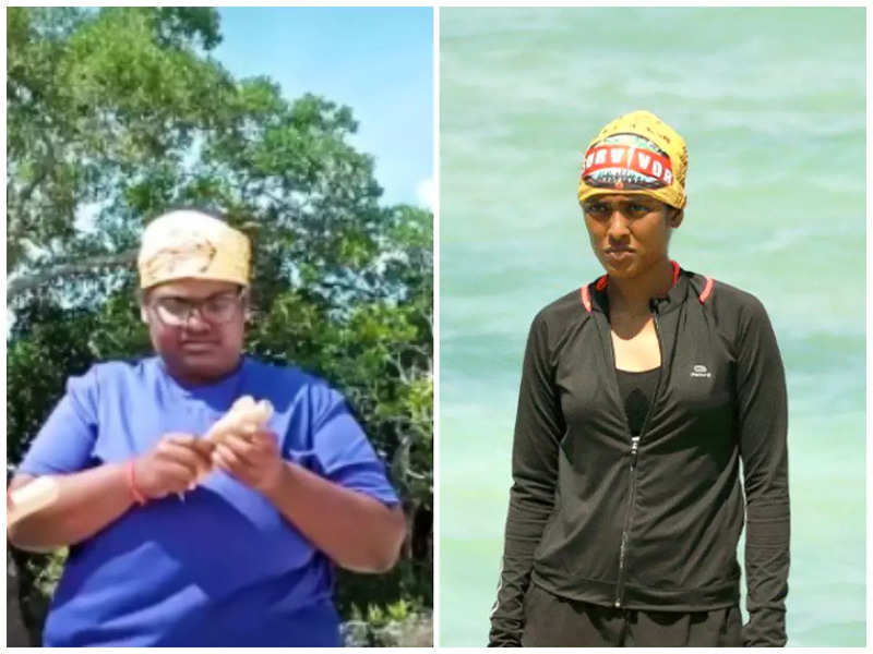 Survivor Tamil goof-up: Arjun blurts out about Indarja and Gayathri being still in the show