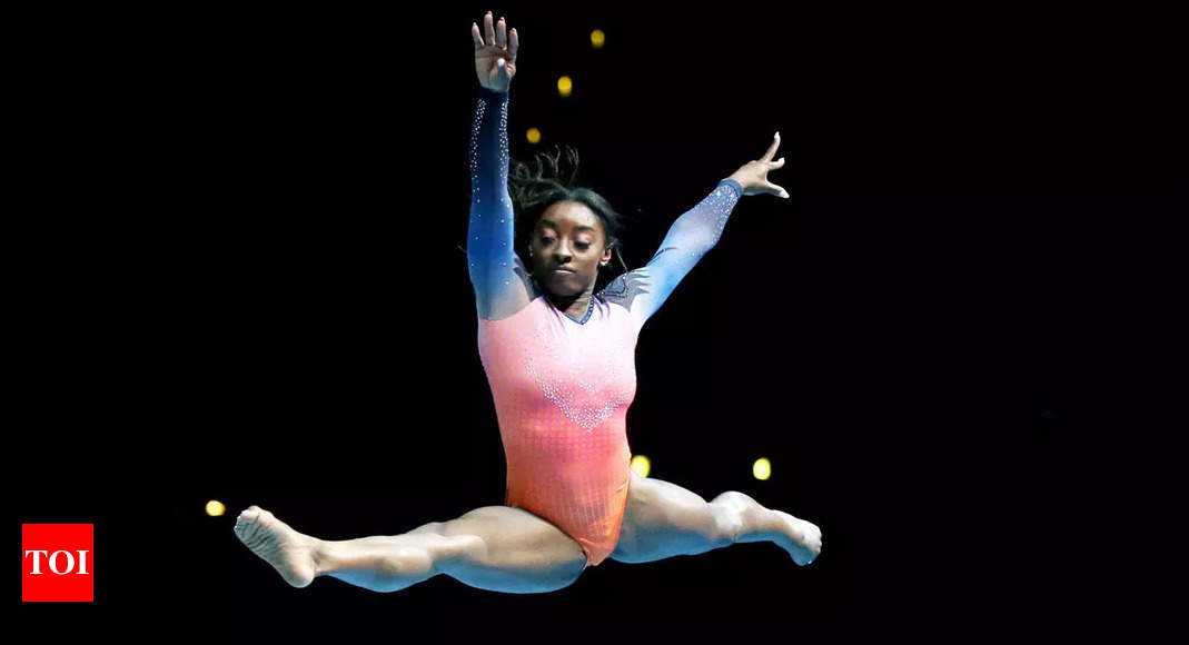 Simone Biles says she should have quit before Tokyo Olympics | Tokyo Olympics News – Times of India