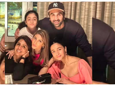 Riddhima pens a sweet b'day note for Ranbir