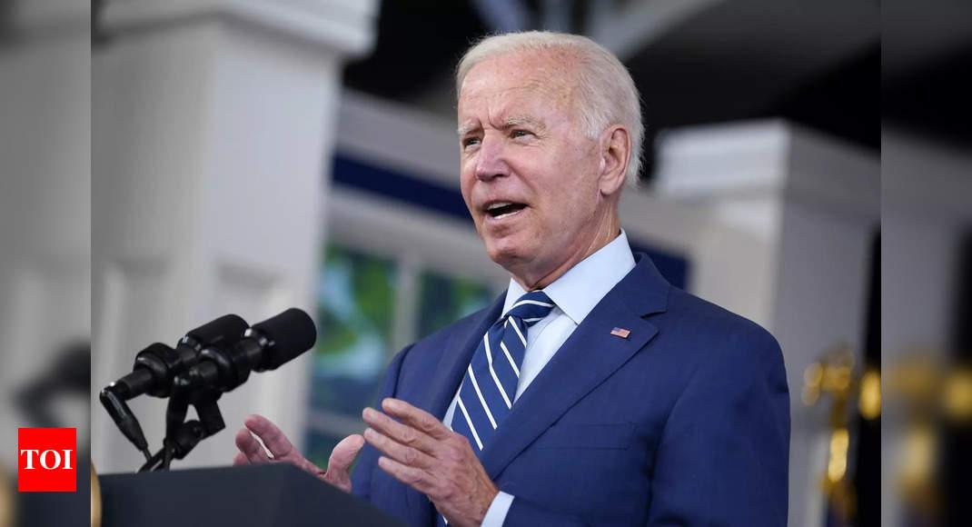 Joe Biden has no plans to call Imran Khan soon: Spokesperson – Times of India