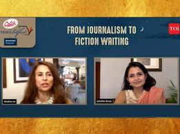 Fiction is liberating: Shobhaa De at Times Litfest