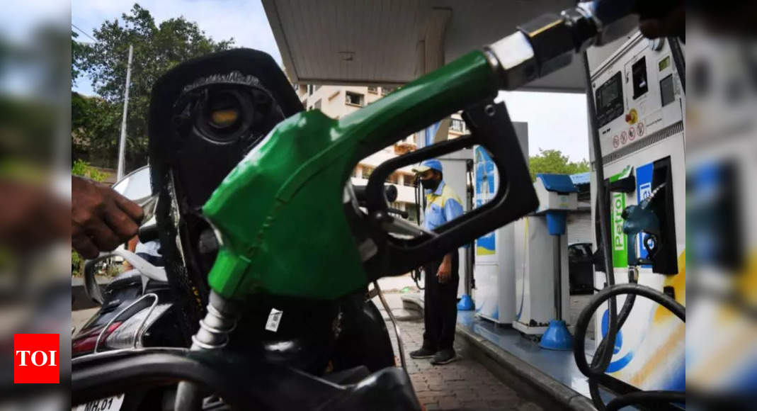 Petrol, diesel prices hiked; more to come as crude nears /barrel
