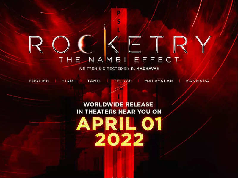 Madhavan's Rocketry: The Nambi Effect to release in 2022
