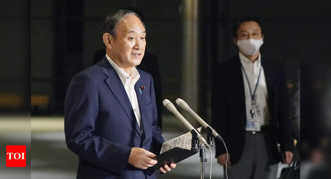 Japan's ruling party votes for new leader. What's next for new PM