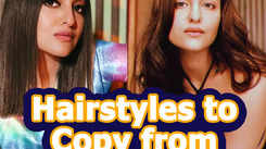 Hairstyles to Copy from Sonakshi Sinha
