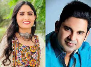 Geetaben Rabari finally speaks on Manoj Muntashir's 'Teri Mitti' song controversy: Exclusive!