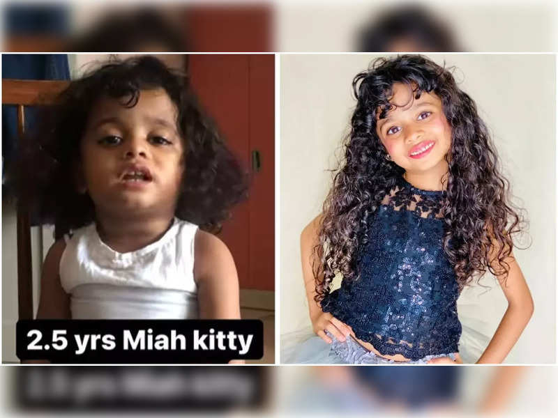 This throwback video of Top Singer's Miah is too cute to be missed; watch