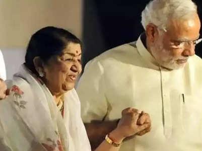 PM Modi birthday wishes to Lata didi