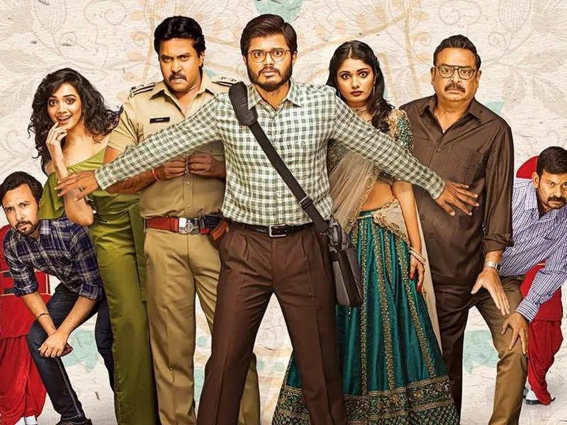 Anand Deverakonda and Geeth Saini's Pushpaka Vimanam to hit screens on November 12