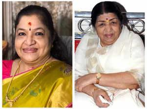 KS Chithra sends birthday wishes to Lata Mangeshkar