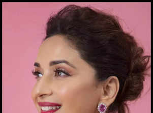 Madhuri's saree looks to bookmark for wedding season