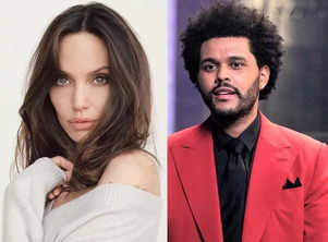 Angelina, The Weeknd seen together in LA