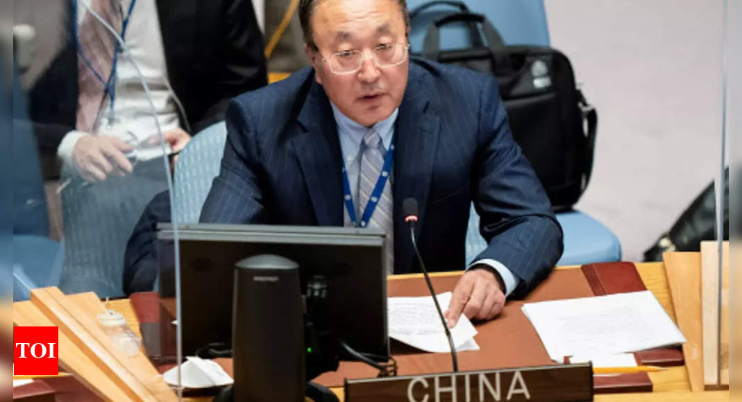 China hopes Biden turns statement on no Cold War into action – Times of India
