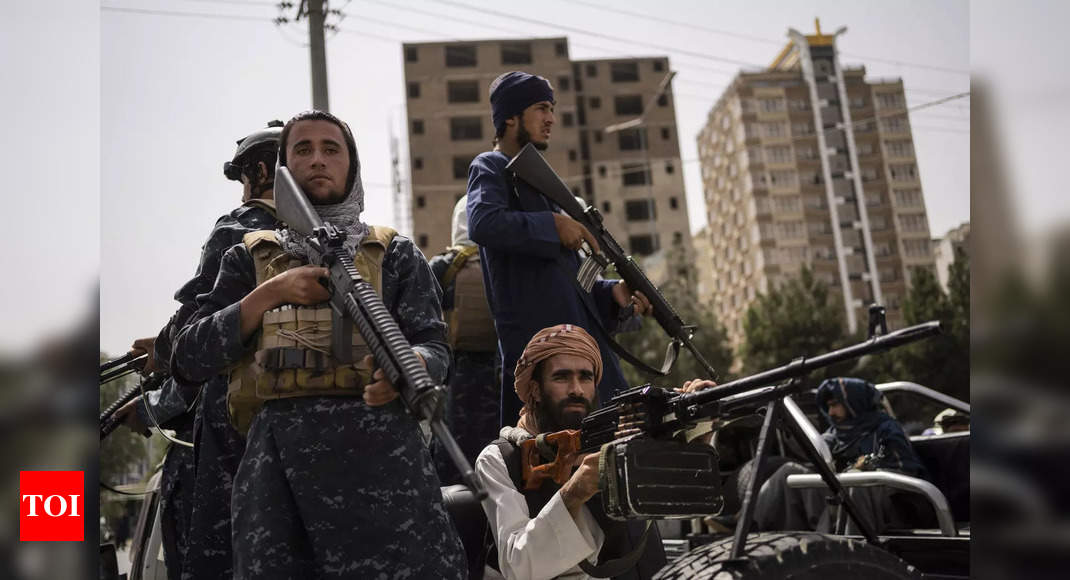 Taliban: US drones must stop entering Afghanistan thumbnail