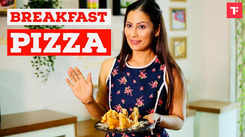 Watch: How to make Breakfast Pizza