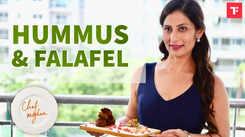 Watch: How to make Hummus Falafel